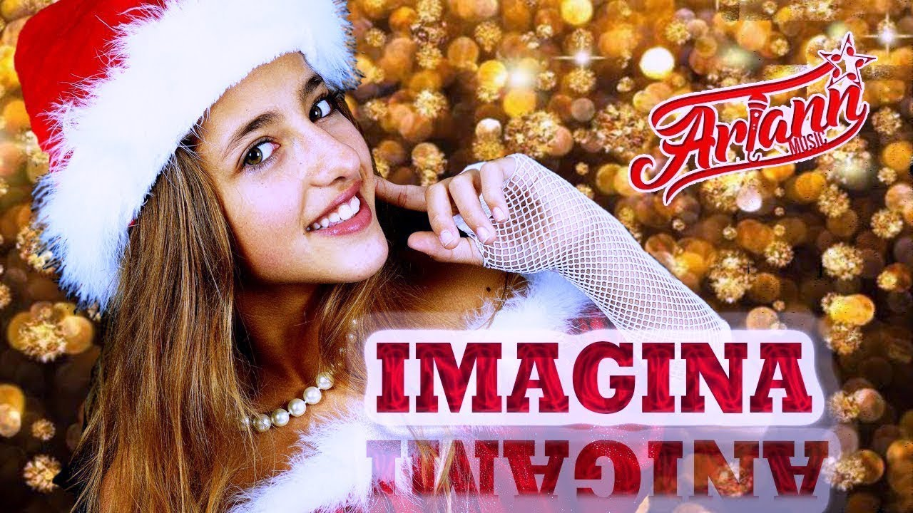 Imagine Ariann Christmas Song Official Video Clip