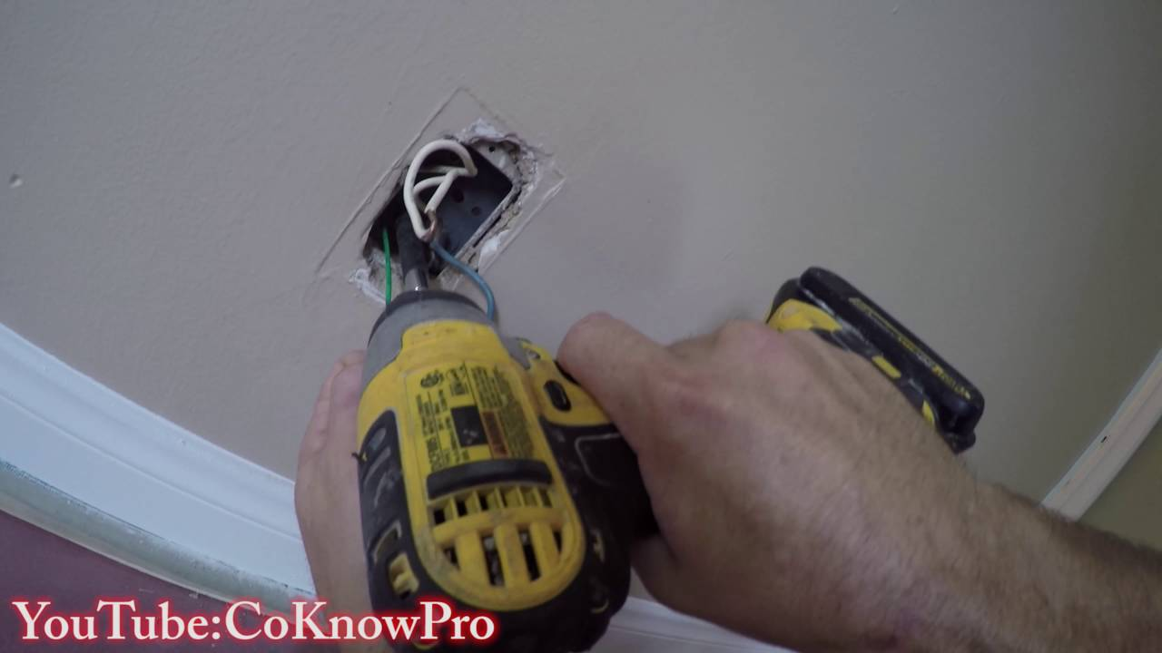 How to Replace and Ground an Old Electrical Outlet by CoKnowPro ...