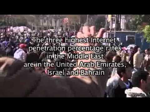 NATO Review - Arab spring = Facebook revolution #1? (w/subtitles)