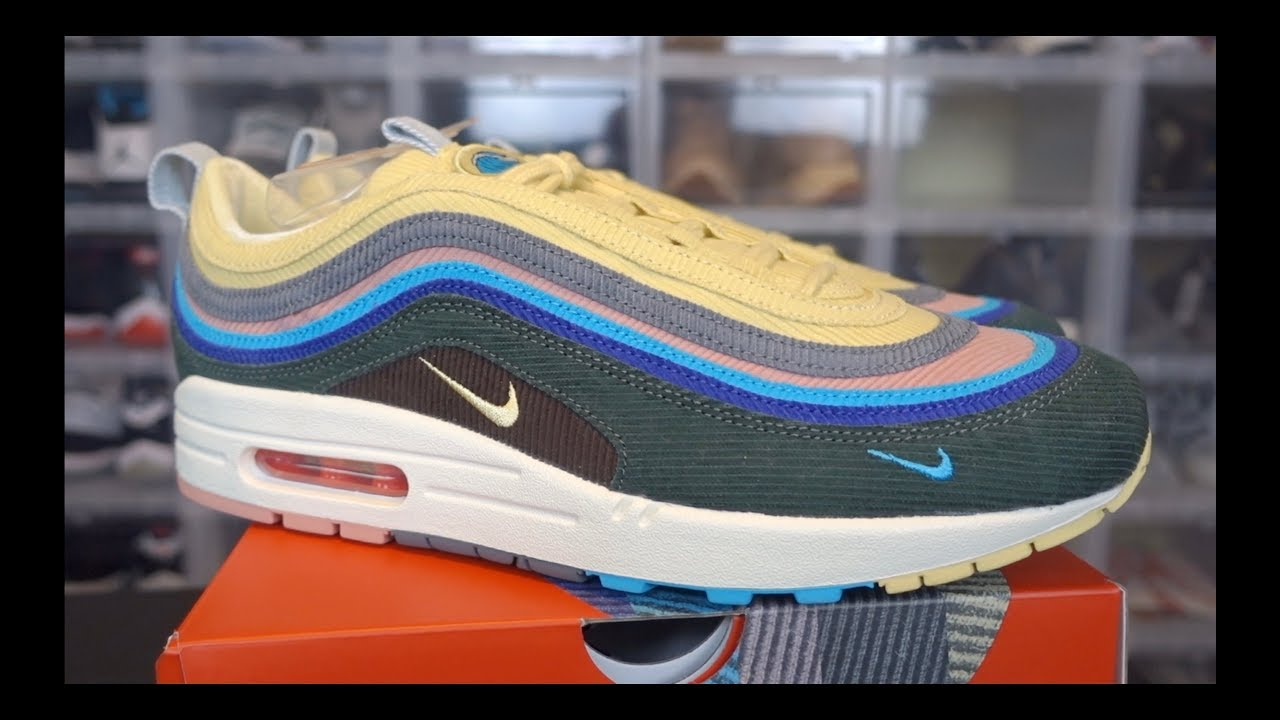 6f2eb729ee NIKE AIR MAX 1/97 SW SEAN WOTHERSPOON UNBOXING & REVIEW + HAPPY AIR MAX DAY  2018