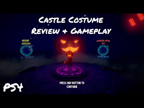 What Is Castle Costume | Review u0026 Gameplay | PS4
