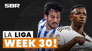 ⚽ La Liga Predictions Week 30 Odds And Football Tips