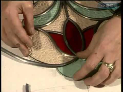 Как сделать витраж на стекле