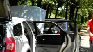 preparandose para el perreo 2009 en bonao ( ADAN MUSIC )