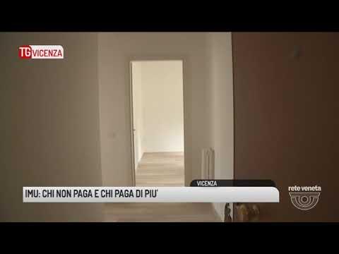 TG VICENZA (24/04/2018)   IMU: CHI NON PAGA E CHI PAGA DI PIUu0027