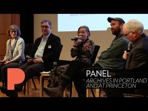 PANEL: Behind the Scenes: Minor White's Archives in Portland and at Princeton