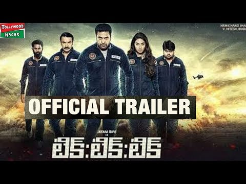Tik Tik Tik Telugu Movie Trailer | Jayam Ravi | Nivetha | 2018 Telugu New Movie Trailers thumbnail