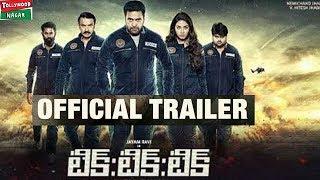 Tik Tik Tik Telugu Movie Trailer | Jayam Ravi | Nivetha | 2018 Telugu New Movie Trailers