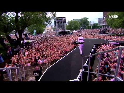 John Newman - Come and get it - Rådhusplassen 2015 - 1080p