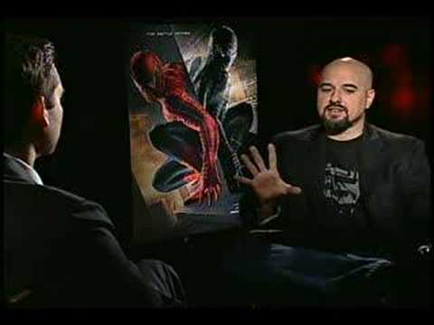 Spiderman 3 Tobey Maguire Interview