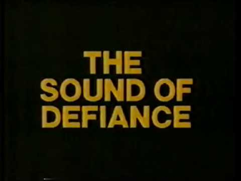 Teddy Dibble: The Sound Of Defiance