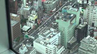 Mori Tower Roppongi Hills Observation Deck