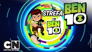 Ben 10 – konkurs karnawałowy Alien Party!