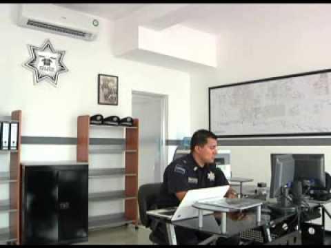 Nuevas oficinas de la polic a federal en playa del carmen for Oficina de policia