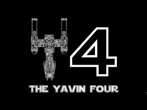 The Yavin 4 - Tie Fighter & Goodbye, Alderaan demos 12-22-14