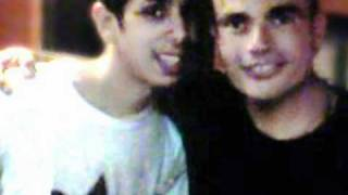 عمرو دياب و أنقاذه لشاب من الأمن فى حقله مارينا 2010