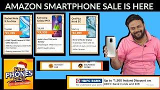 AMAZON FAB PHONE FEST SALE IS …