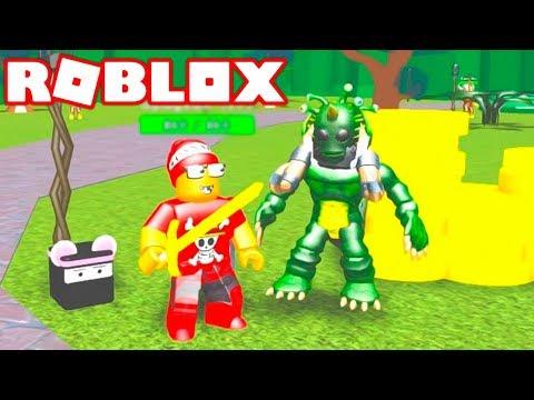 roblox-→-derrotando-orcs-e-ninjas-por-dinheiro-►-roblox-legend-hunt-🎮