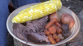 Dutch Oven Pot Roast, Cowboy Music, Grits And Skillet Cornbread & Portable Chicken Coop (ep #301)