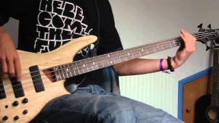 Red Hot Chili Peppers - The Zephyr Song [Bass Cover]