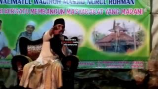 Download Video ceramah KH.Jamaludin kocak ( maulid di janur bojong loa) MP3 3GP MP4