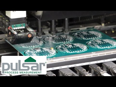Electronic Manufacturing & Assembly - Pulsar Process Measurement