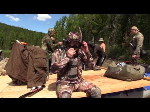 Putin in Siberia - Full - August 1-3 2017 HD