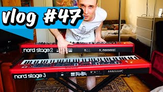 NORD STAGE 3 - UNBOXING - TEST - OPINIA (VLOG #47) PL