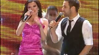 TEODORA & GIORGOS GIANNIAS - Za teb zhiveya (Balkan Music Awards)