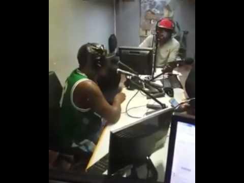 Naice Zulu responde K - Pinha