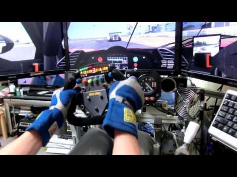 AMS EEC Test Race