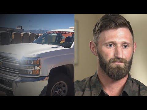 Marine Veteran 'Steals' Truck To Rush Las Vegas Massacre Victims to the Hospital