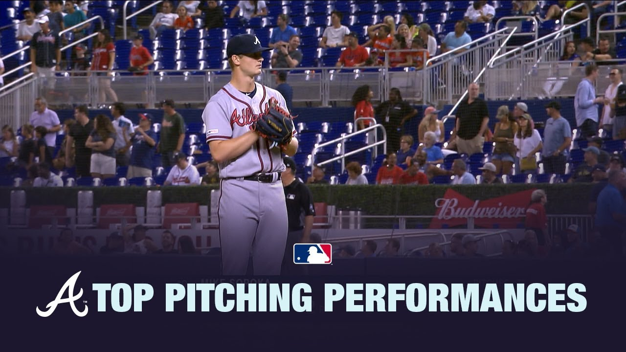 Braves Top Pitching Performances | May 2019