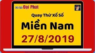 QUAY TH XSMN 2782019 - Quay Th Gi Hong o Min Nam