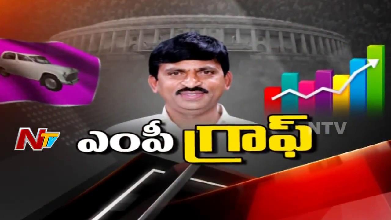 Khammam MP Ponguleti Srinivas Reddy    Special Ground Report    MP Graph     NTV