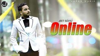 Online | Jeet Sidhu | New Punjabi Song 2015 | Japas Music