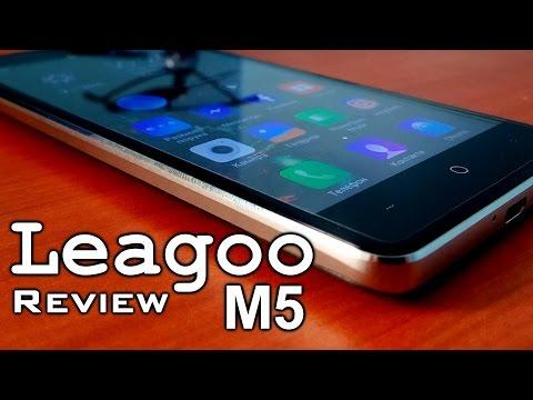 Leagoo M5 Smartphone 3G Review!