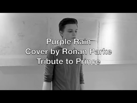 Purple Rain - Tribute to Prince - Cover by Ronan Parke