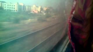 ONBOARD 17617 MUMBAI CST - NANDED TAPOVAN EXPRESS