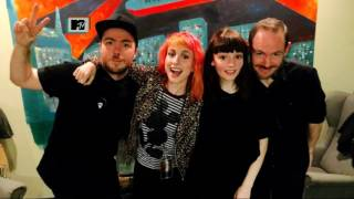 CHVRCHES - Bury It (feat. Hayley Williams Of Paramore) (Audio)