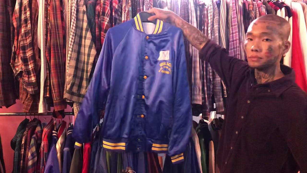 Giới thiệu áo Bomber Mỹ ( medein USA ) đang được treo bán tại HOMIESGANGZ