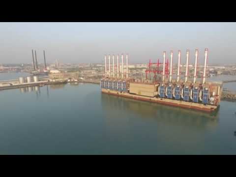 Karadeniz Powership Ayşegül Sultan | Tema Port, Ghana