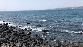 제주 월평포구 그리고 선녀코지 바닷가 영상입니다