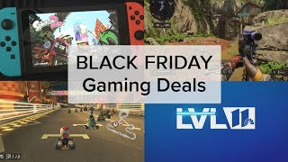 LVL 11: Top 11 Gaming Deals for Black Friday