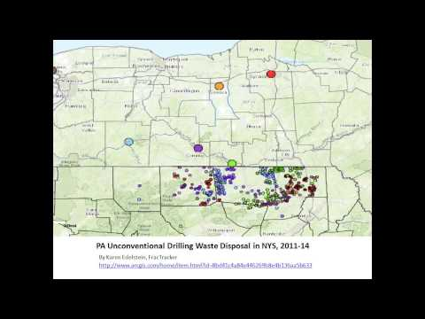 Fracking Waste in New York, A Business Perspective