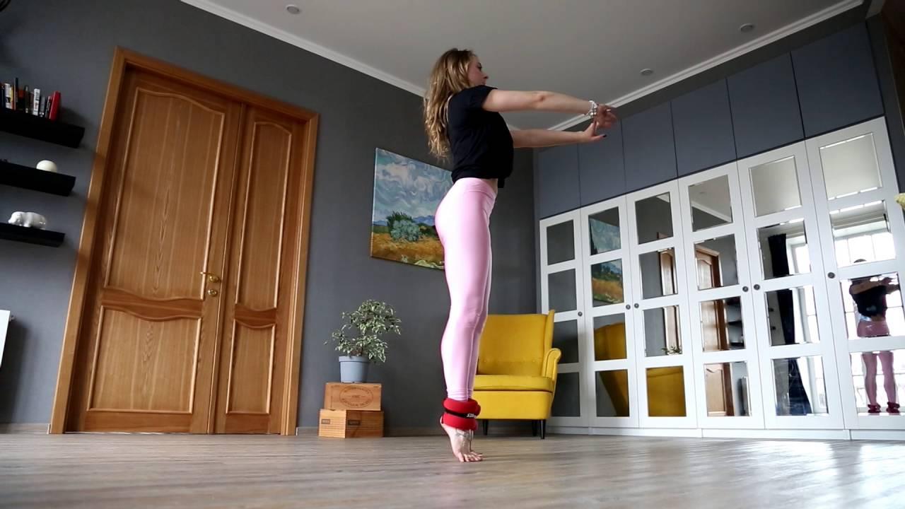 Как накачать ягодицы в домашних условиях — фото и видеоуроки