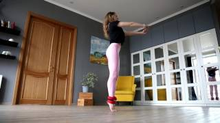 Упражнения для бедер и ягодиц(Все упражнения необходимо выполнять с прямой и сильной спиной. Каждое упражнение повторять по 20 раз Между..., 2016-06-07T12:48:04.000Z)