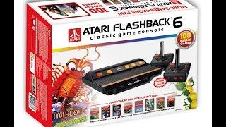 Atari Classic Unboxing ✔