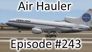 FSX   Air Hauler Ep. #243 - Butte to Phoenix   L-1011 TriStar