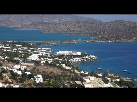 Ελούντα - Elounta,  Crete In 4K